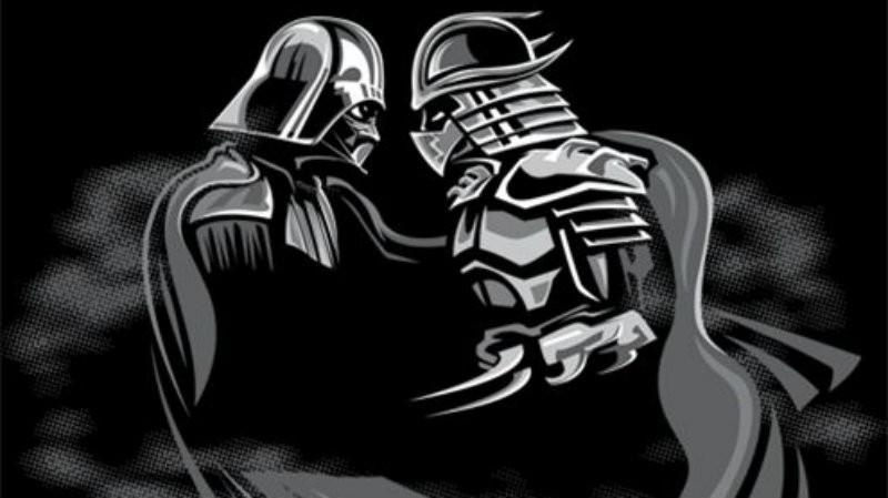 Vader vs shredder