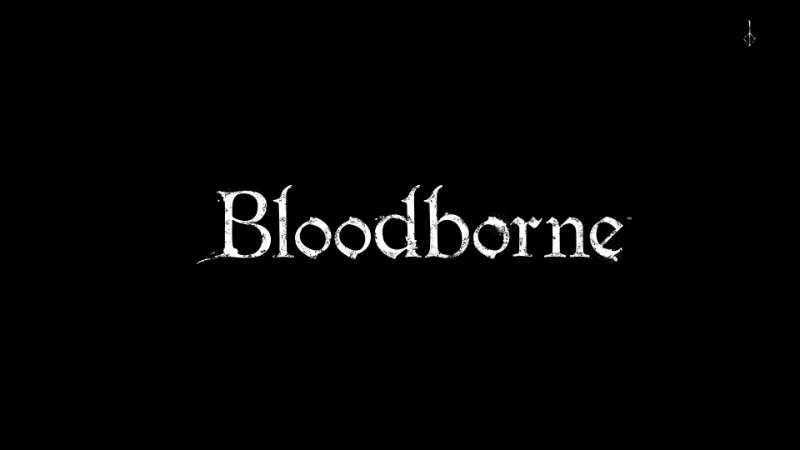 Bloodborne loading