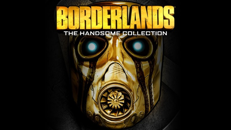 Here's how cross-saves work in Borderlands: The Handsome Collection