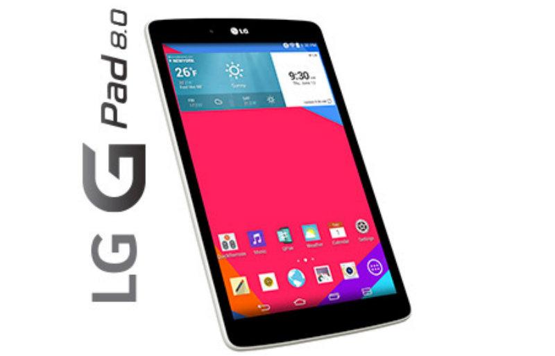 LG G Pad 8 1