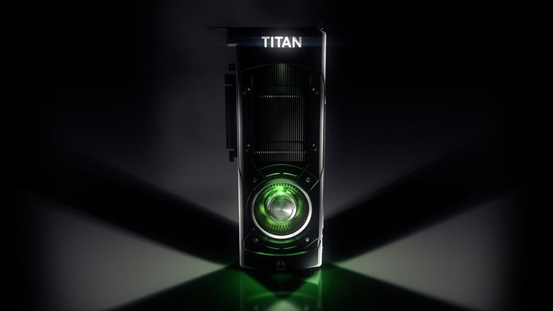 Nvidia reveals Titan X out of nowhere 2