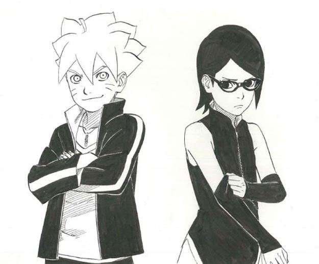 Naruto Spin-off (1)