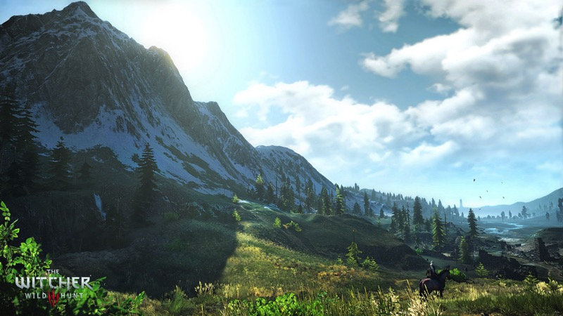 The Witcher 3 Wild Hunt Skellige  is a beautiful place