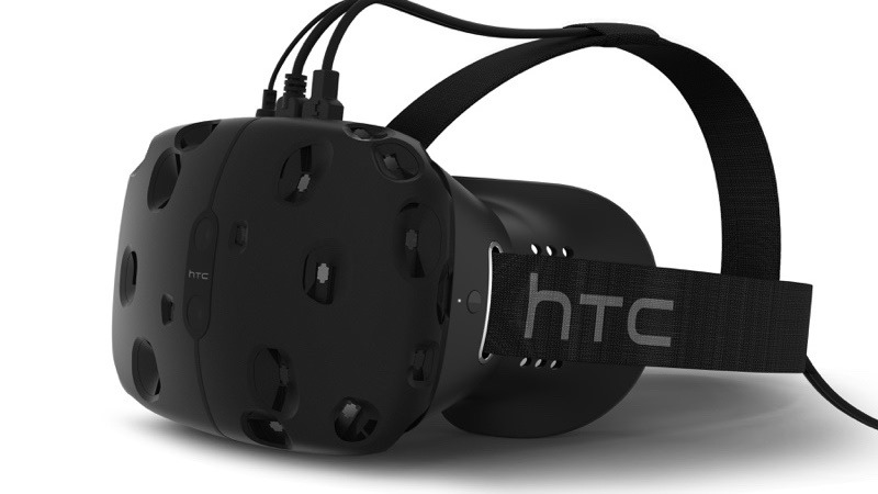 HTC is making Valve's Virtual Reality Headset 2