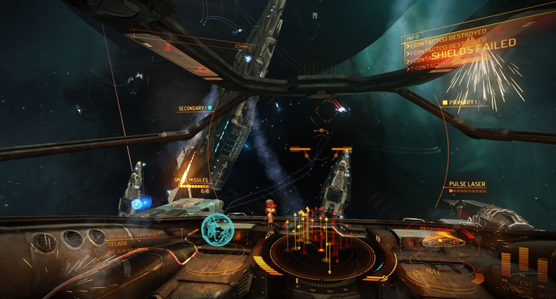 Elite: Dangerous is not exclusive to Xbox One 2