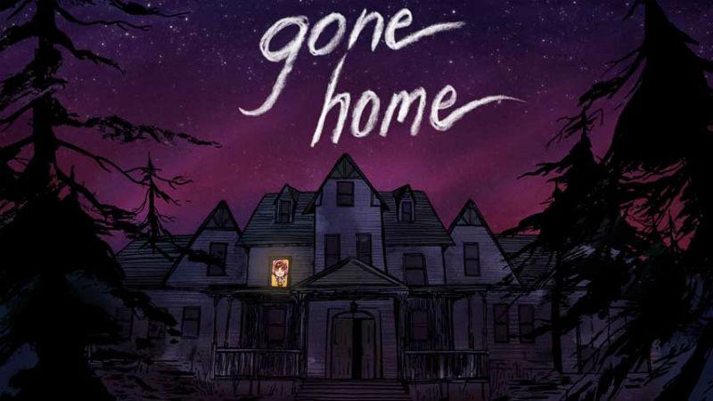 Gone home mamma