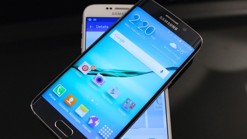 Say hello to the sexy Samsung Galaxy S6 and S6 Edge