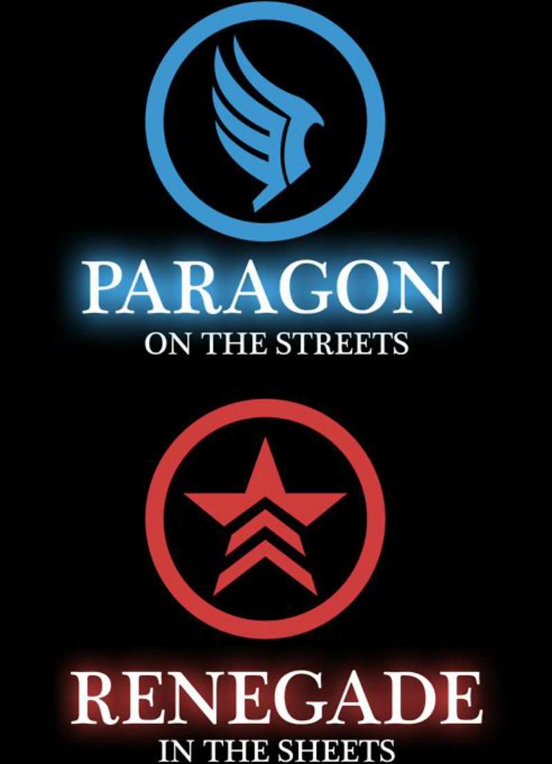 Paragon on the streets