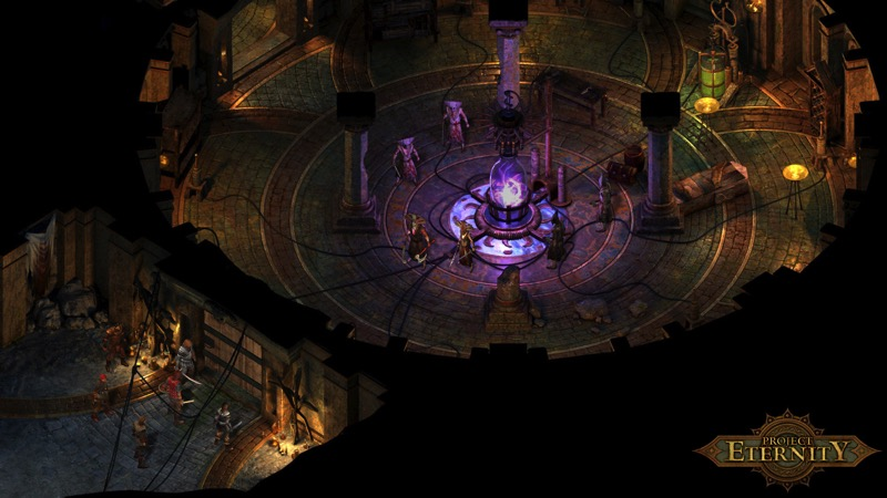 Pillars of eternity gold