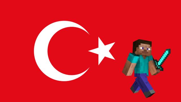 Turkish minecraft
