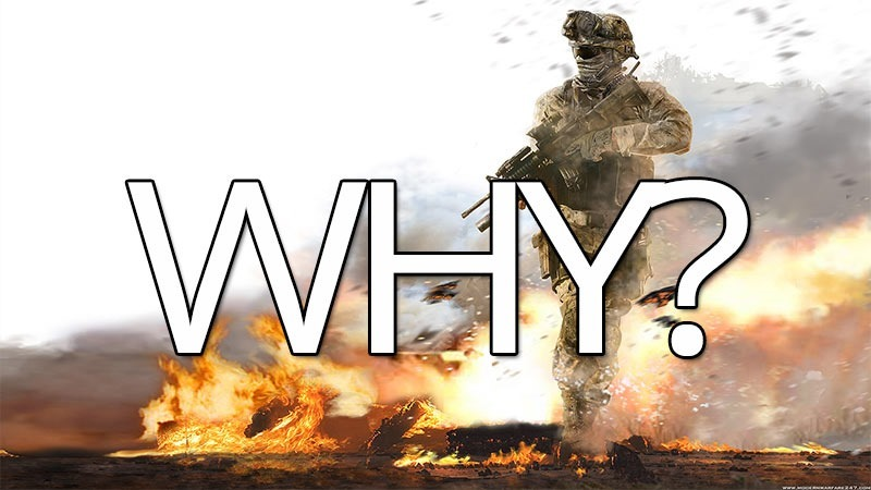 There's a petition to have Modern Warfare 2 remastered