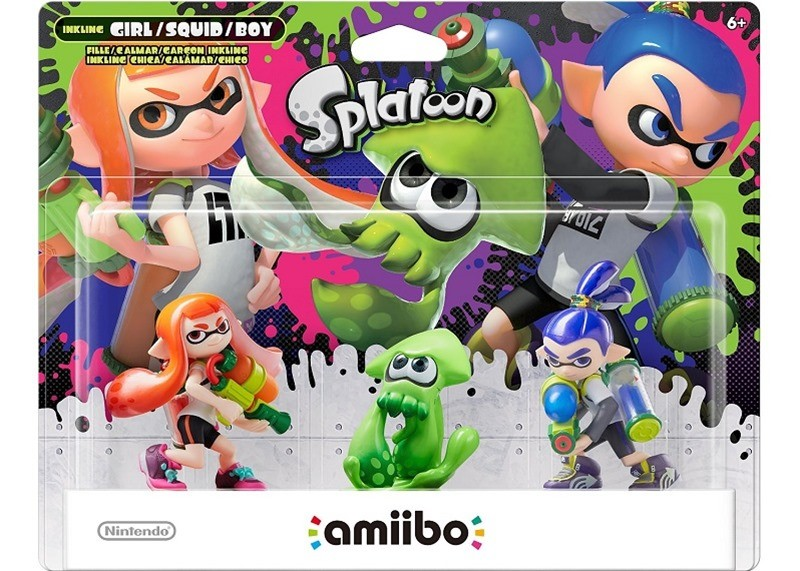 Three new Amiibo waves coming to steal your money 3