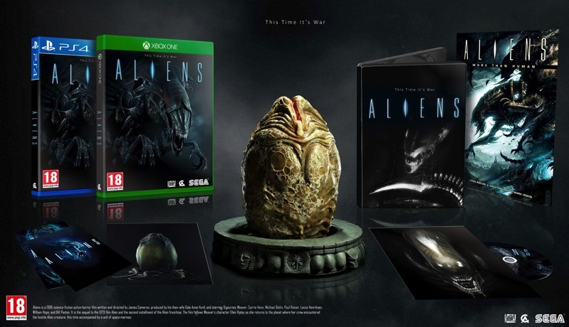 Aliens fake