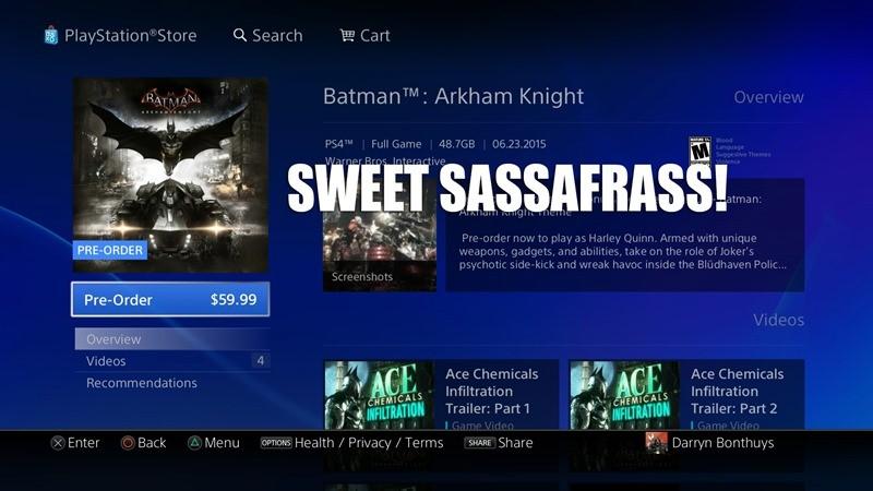 Batman-PS4