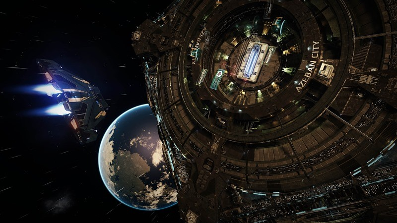 Elite: Dangerous docking on Mac, beta in progress 2