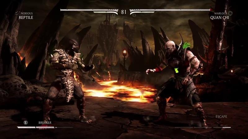Mortal Kombat X Review – Blood and Goro - Critical Hit