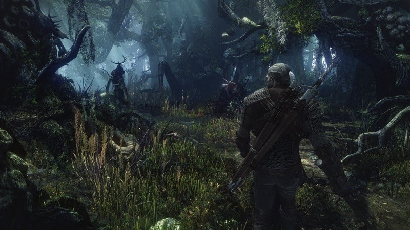 The Witcher 3 Leshen