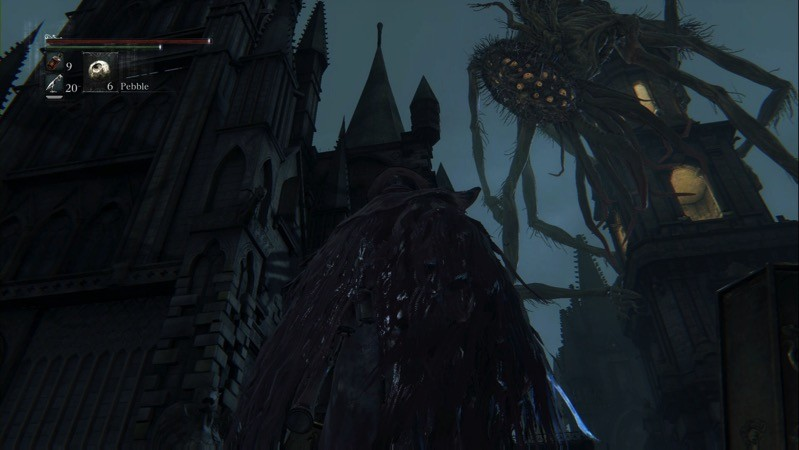Bloodborne spider