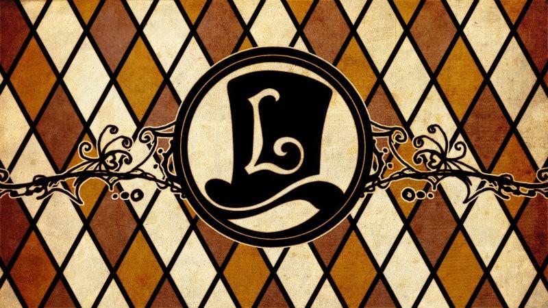 Professor layton logo