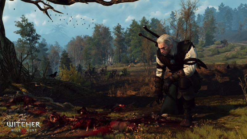 The Witcher 3 Preview 3