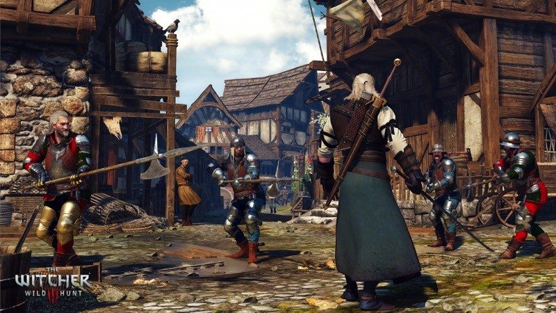 The Witcher 3 Preview 4