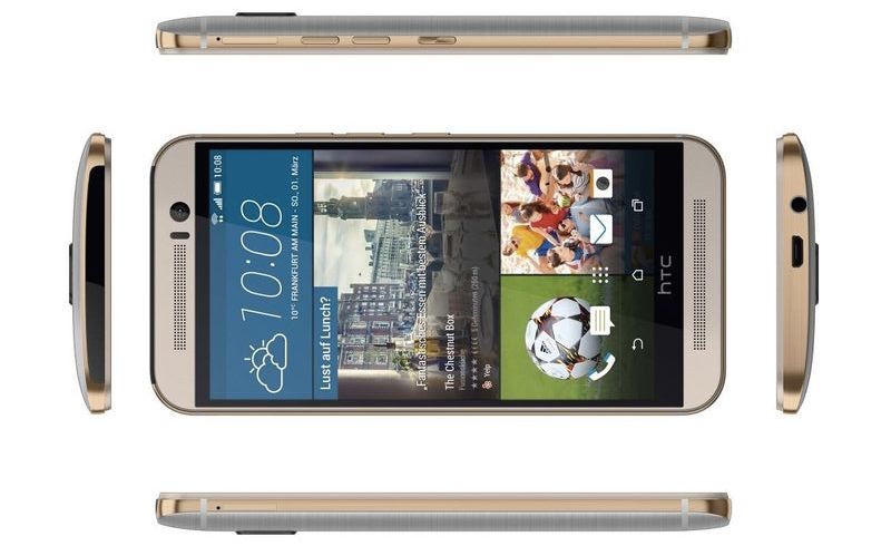 HTC One M9 review 5