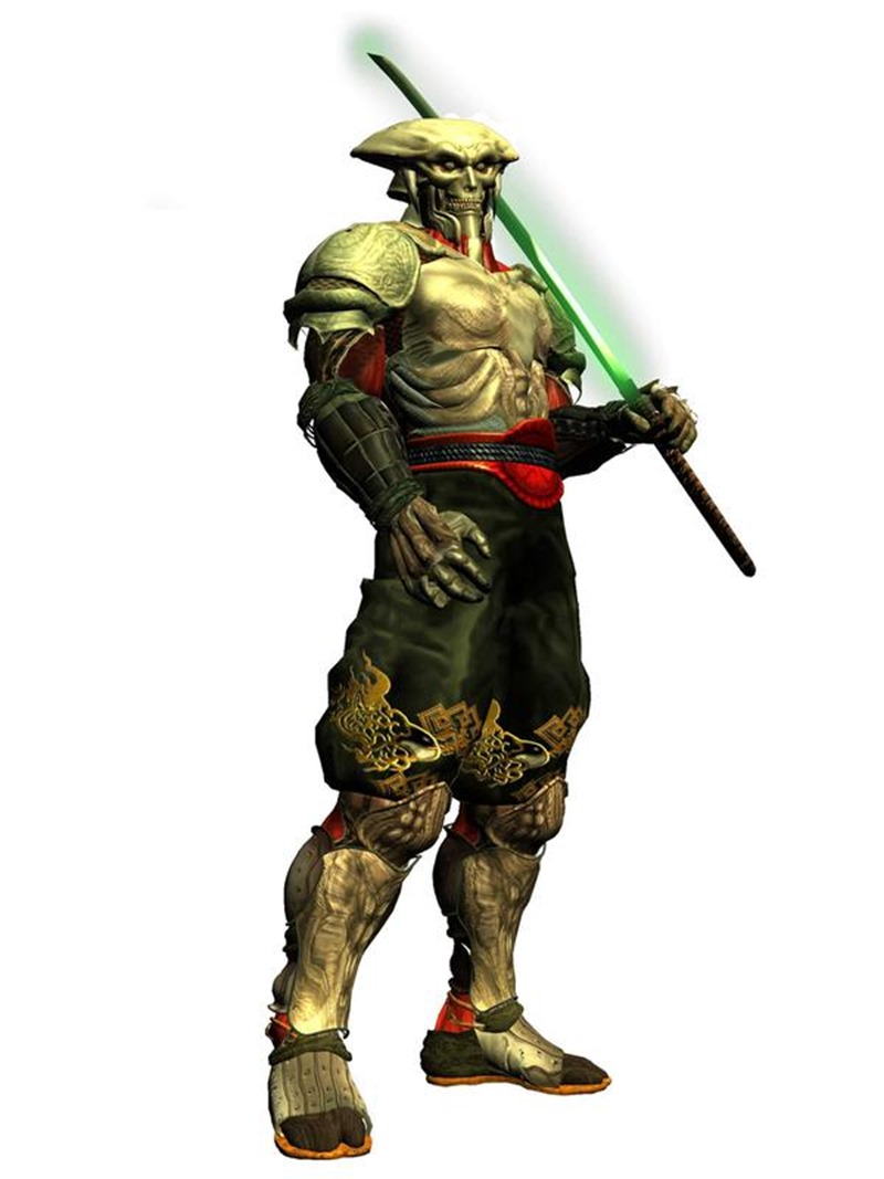 Check Out Yoshimitsu In Action In Tekken 7 Critical Hit