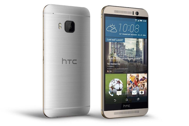 HTC One M9 review 6