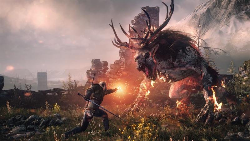Witcher 3 hunt