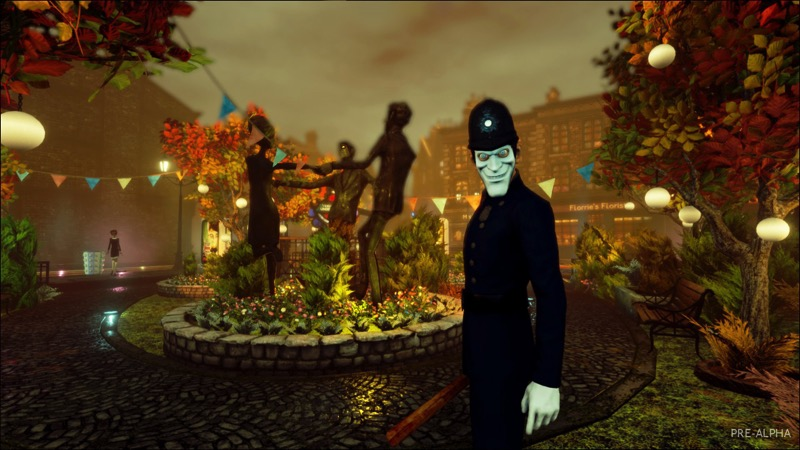 We Happy Few is a drug fuelled nightmare