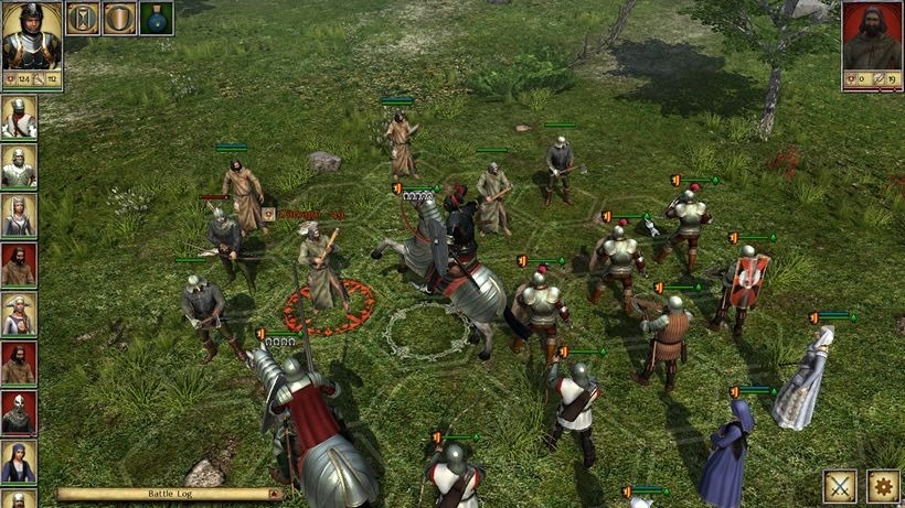 001 - Knight Takes Pawn