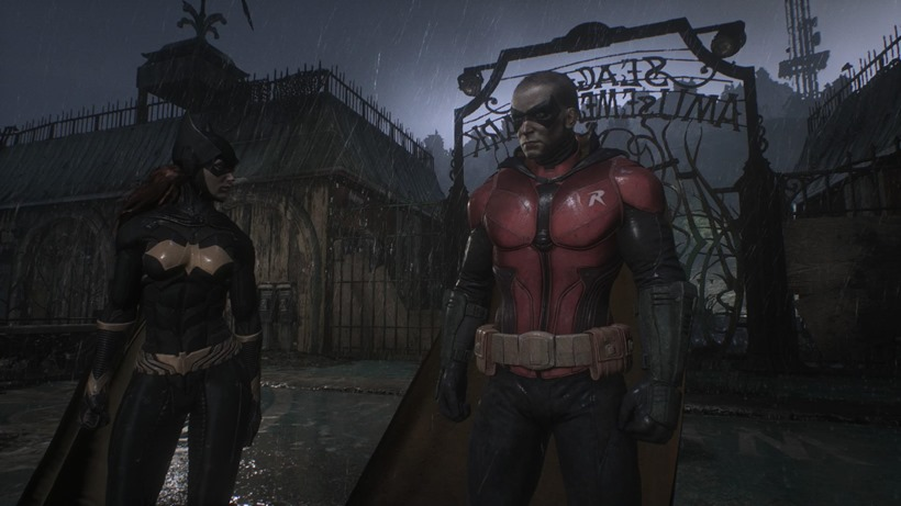 Batgirl a matter of family (2)