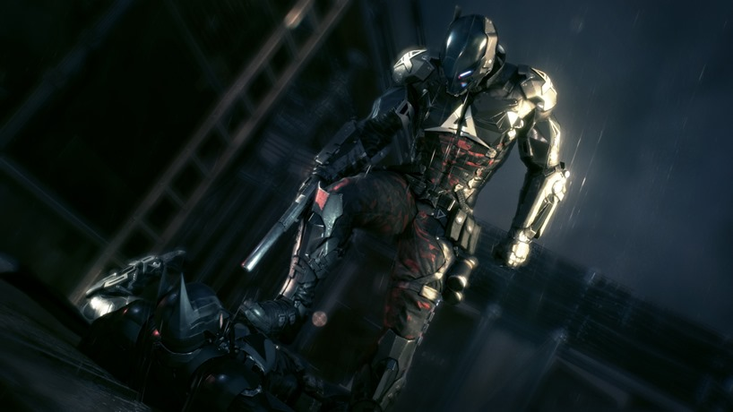 Arkham Knight PC port was known to be bad