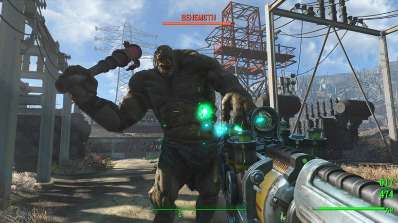 Fallout 4 can be non-violent