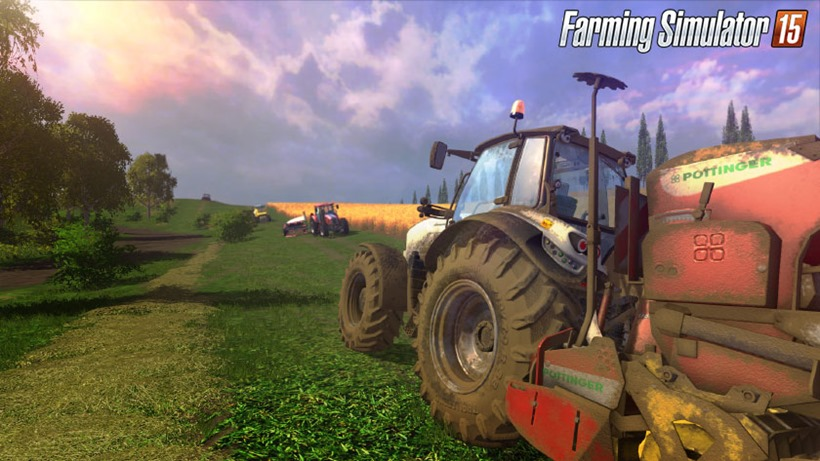 Farming Simulator 15 review: out standing in its field