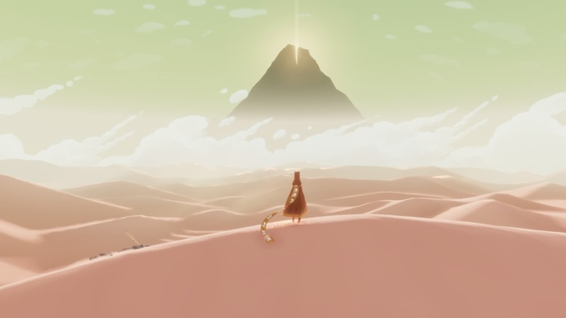 Journey PS4 Review 1