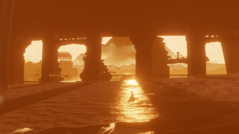 Journey PS4 Review 4