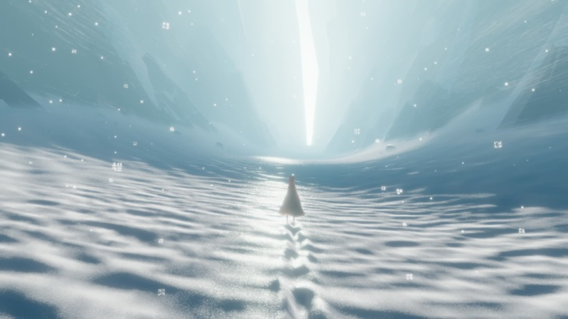 Journey PS4 Review 7
