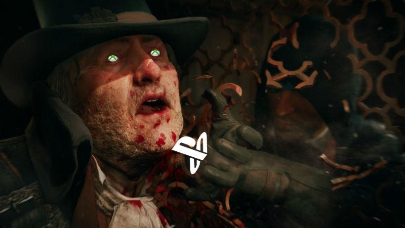 PS4 killing Xbone
