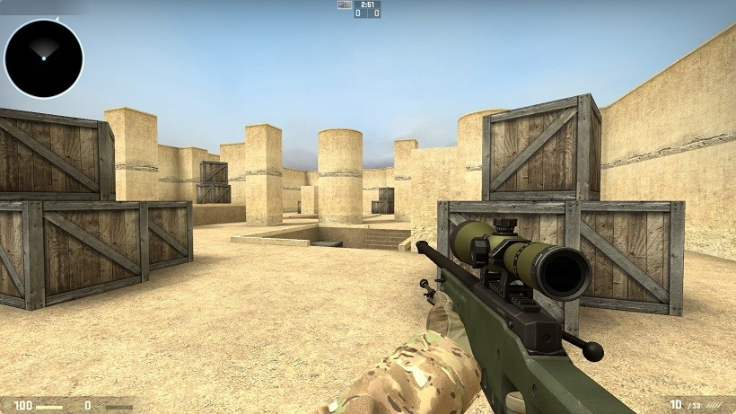 How to train like a pro for CS:GO - Critical Hit