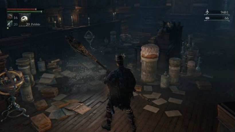 Bloodborne books