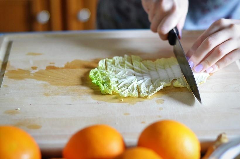 cabbage-chop