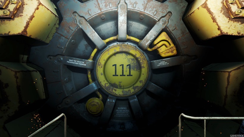 Bethesda revealed Fallout 4 perfectly