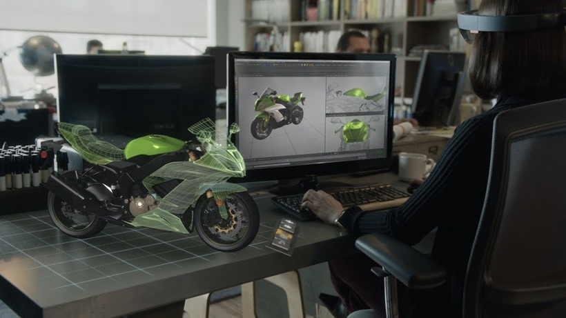HoloLens isn't about gaming just yet