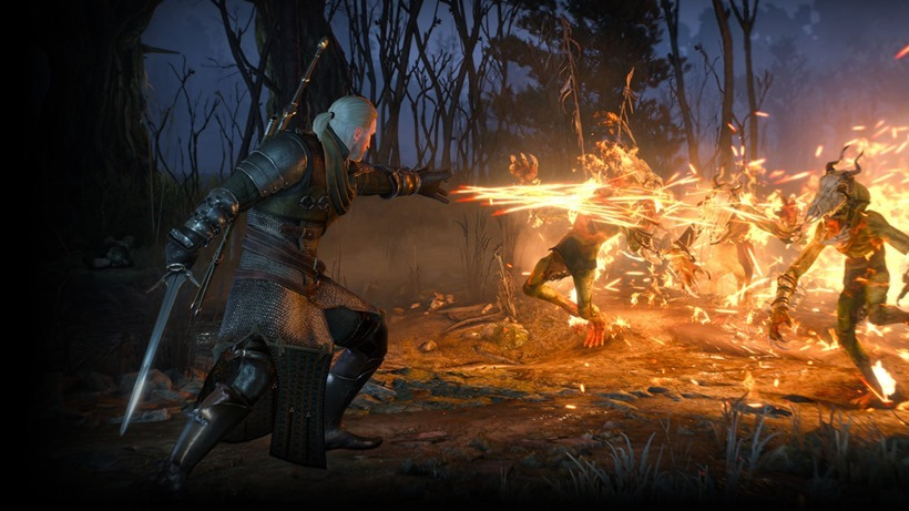 Witcher 3 New Game+ details