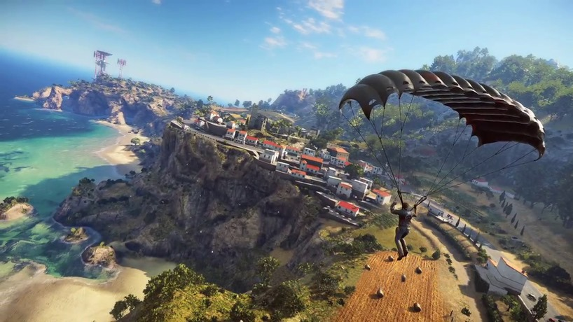 Just Cause 3 Gamescom Preview 2