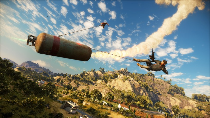 Just Cause 3 Gamescom Preview 1