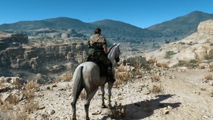 Metal Gear Solid V Gamescom Preview 1
