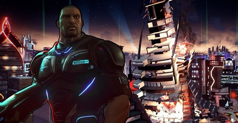 Crackdown Peview header