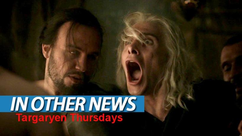 ION Targaryen Thursdays